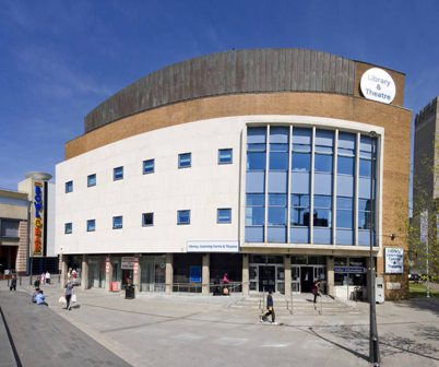 Luton CentralLibrary